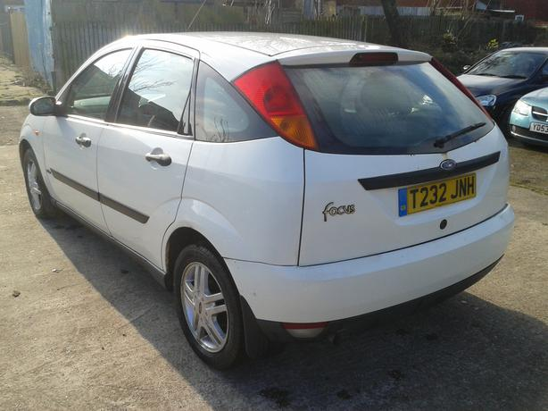 Log In Needed 500 T Reg Ford Focus 5dr 1 8ltr Petrol Manual With 3mths Mot