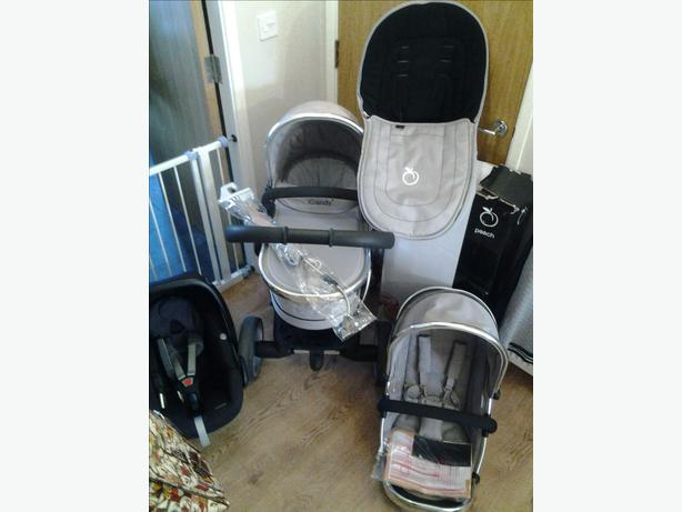 Log In Needed 425 Icandy Peach Full Travel System
