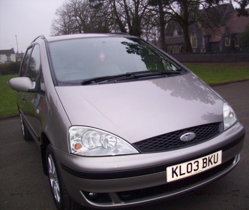 ford galaxy 1 9tdi automatic dudley wolverhampton. Black Bedroom Furniture Sets. Home Design Ideas