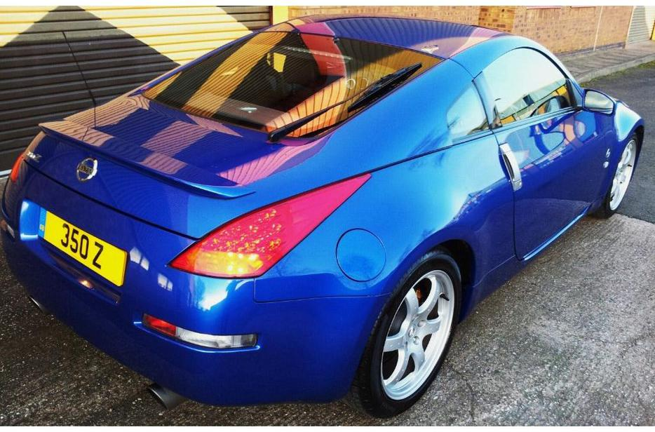 2006 nissan 350z gt 300 bose leather only 43000 miles. Black Bedroom Furniture Sets. Home Design Ideas
