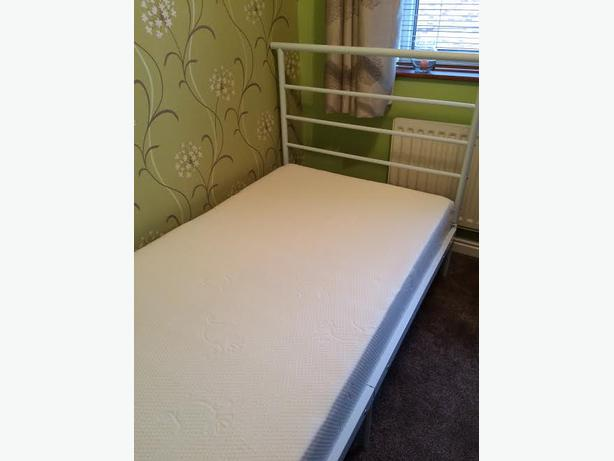 argos avalon single bed 2