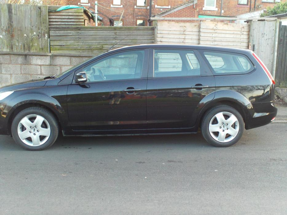 ford focus 1 6 tdci style 110 bhp turbo diesel estate 08 08 reg face lift model wednesbury dudley. Black Bedroom Furniture Sets. Home Design Ideas
