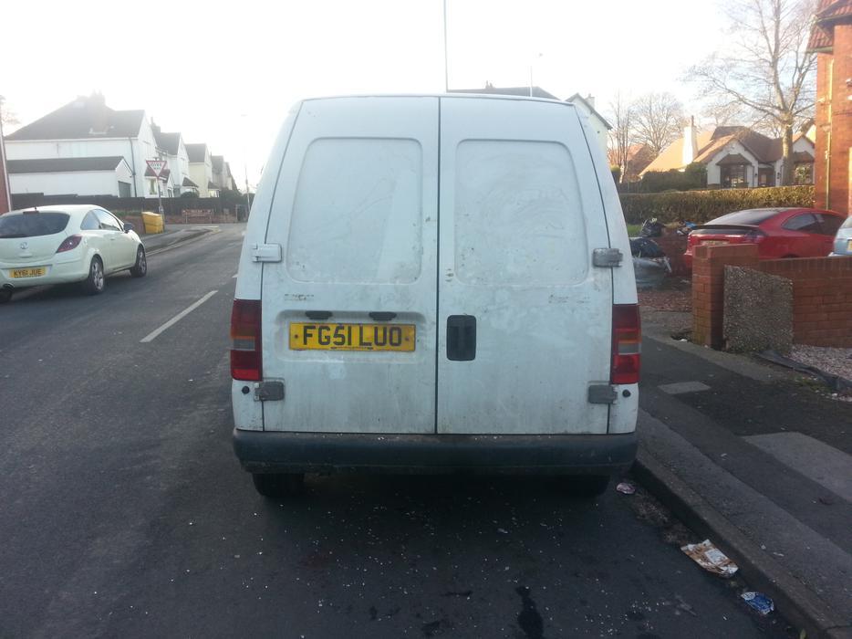 Citroen Van With Mot Till July 2015 Bloxwich Dudley