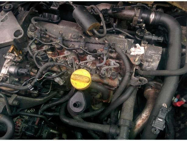 Renault Laguna Dci Engine K9k 760 Outside Leeds Area  Leeds