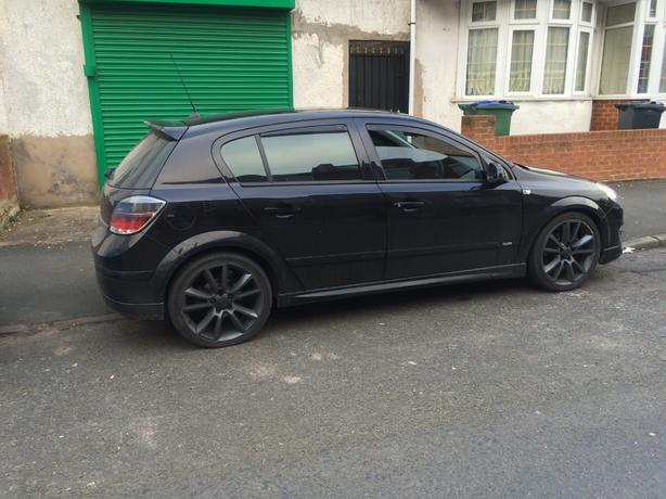 Vauxhall Astra 1 9 Cdti Exterior Pack 150bhp West Bromwich