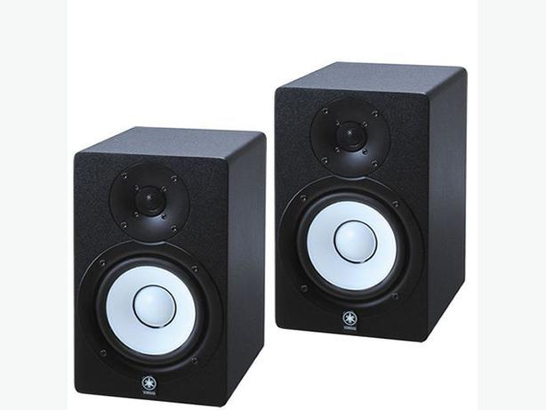 yamaha hs50m active studio monitors pair west bromwich