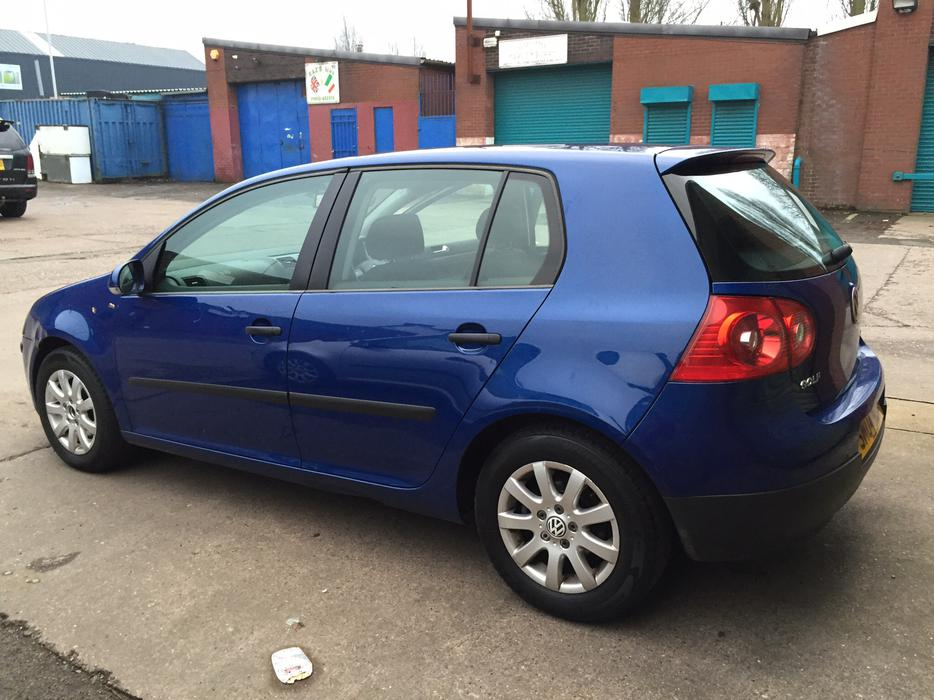 2004 Vw Golf 1 6 Fsi Blue 5 Door Wolverhampton Wolverhampton