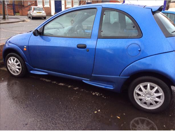 ford ka 1998 in very good condition runs like new no mot. Black Bedroom Furniture Sets. Home Design Ideas