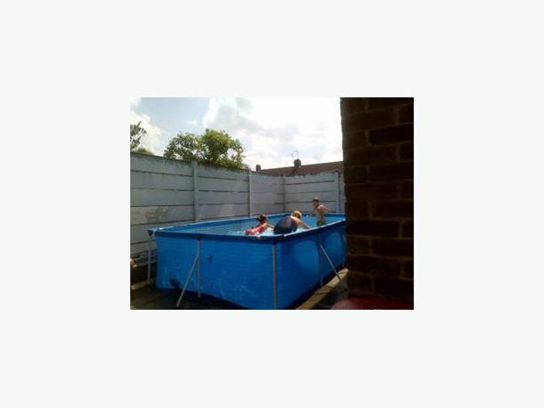 Large Swimming Pool Dudley Walsall