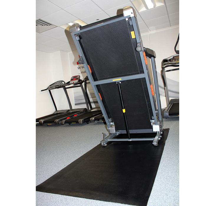 JLL Universal Purpose Luxury Fitness Rubber Mat For