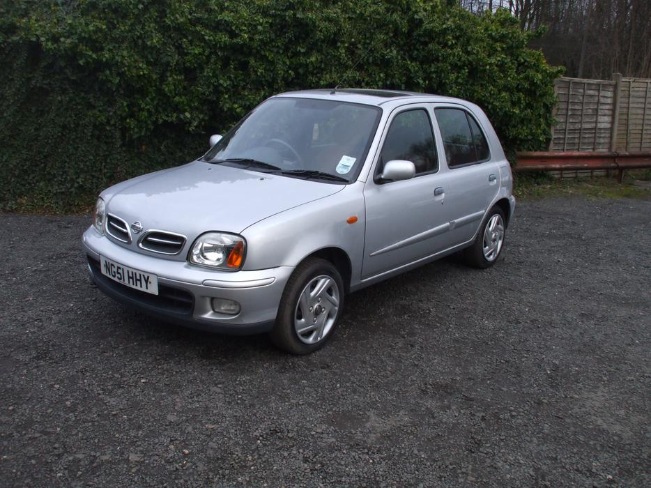 nissan micra 1 3 sport 5 door mettalic silver tipton wolverhampton. Black Bedroom Furniture Sets. Home Design Ideas