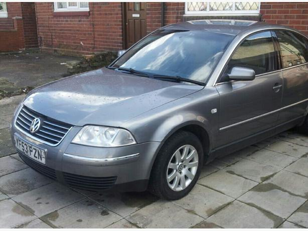 2004 volkswagon passat 1 9 tdi se 130 bhp oldbury dudley. Black Bedroom Furniture Sets. Home Design Ideas