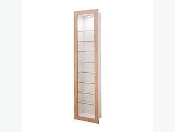 wanted ikea bertby display cabinet outside black country