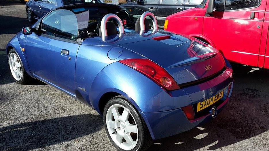 ford ka convertible bloxwich wolverhampton. Black Bedroom Furniture Sets. Home Design Ideas