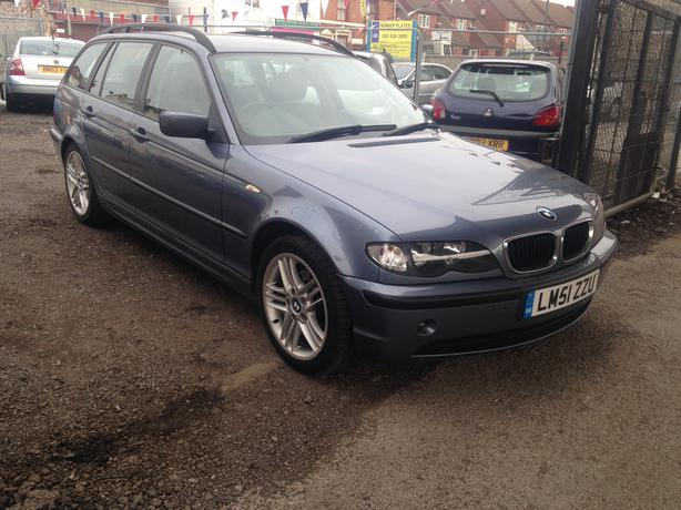bmw 320d touring 2001 51 darlaston dudley. Black Bedroom Furniture Sets. Home Design Ideas