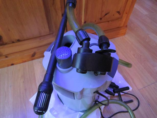 External fish tank filter bilston wolverhampton for Fish tank filter not working