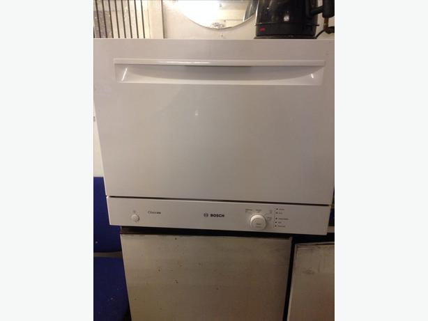 ... In needed ?60 ? BOSCH Table top dishwasher **delivery available