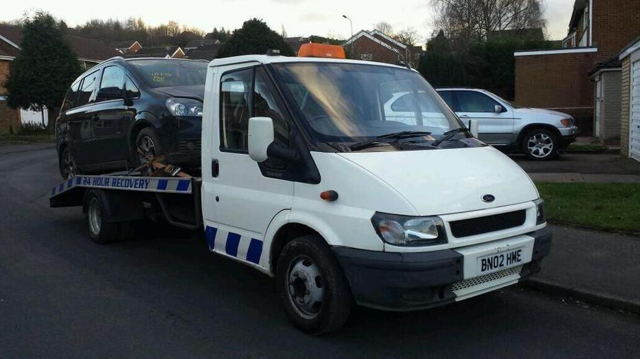 Birmingham Car Recovery Services