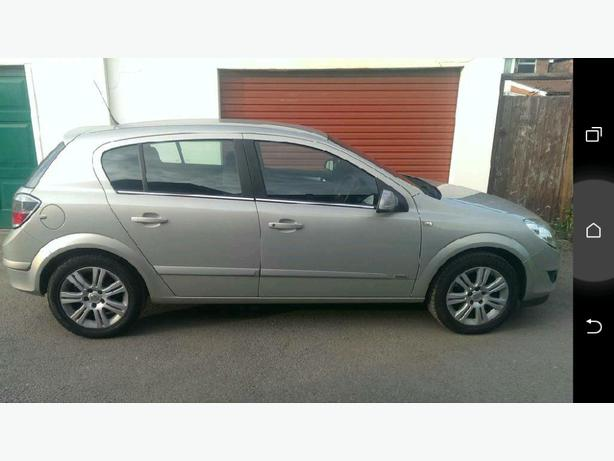 2008 vauxhall astra 1 9 cdti design 120 low miles west bromwich dudley. Black Bedroom Furniture Sets. Home Design Ideas