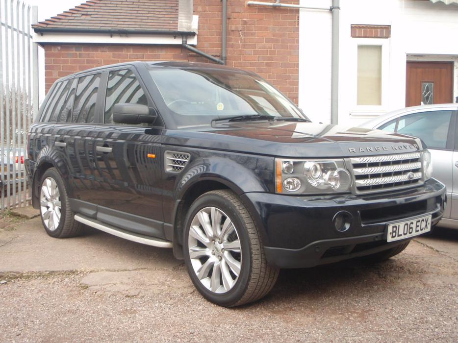 land rover range rover sport 2 7 td v6 hse 5dr willenhall. Black Bedroom Furniture Sets. Home Design Ideas