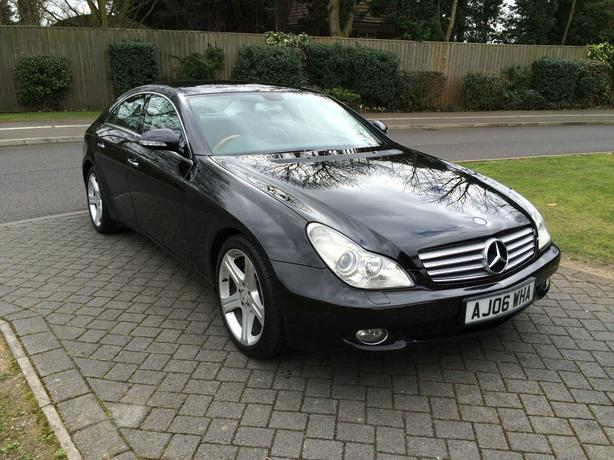2006 mercedes cls 320 cdi kingswinford sandwell. Black Bedroom Furniture Sets. Home Design Ideas