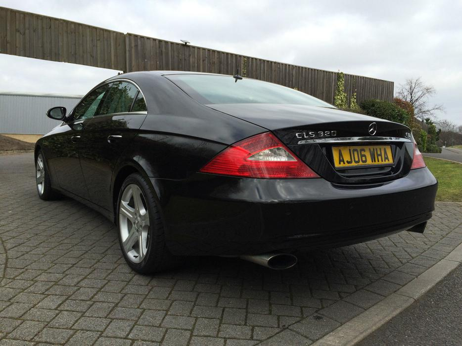 2006 mercedes cls 320 cdi kingswinford dudley. Black Bedroom Furniture Sets. Home Design Ideas