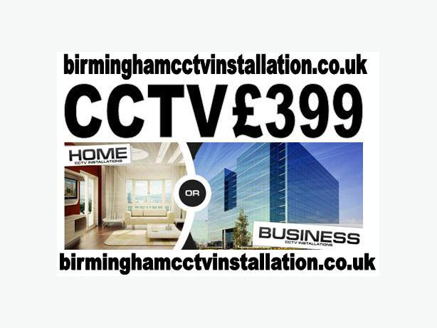£399 · ALARM SYSTEM INSTALLER , EX ADT CCTV INSTALLER , SECURITY LIGHTING