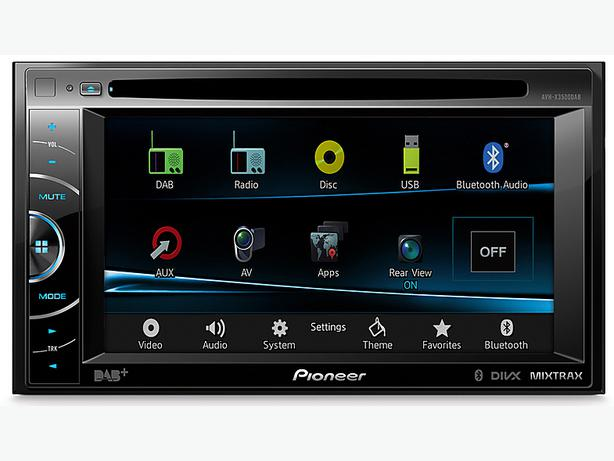 pioneer mixtrax car stereo manual