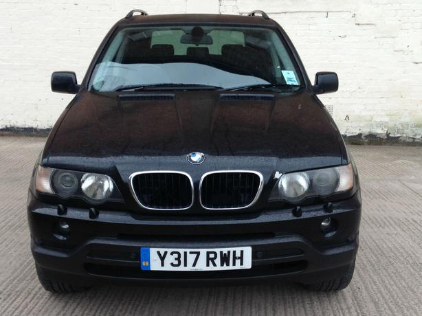 bmw x5 3 0 manual 1 owner with only 96k other dudley. Black Bedroom Furniture Sets. Home Design Ideas