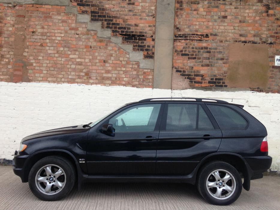 bmw x5 3 0 manual 1 owner with only 96k other sandwell. Black Bedroom Furniture Sets. Home Design Ideas