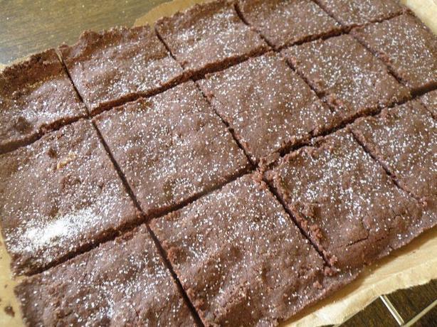 Chocolate Concrete With Mint Custard Tipton Sandwell