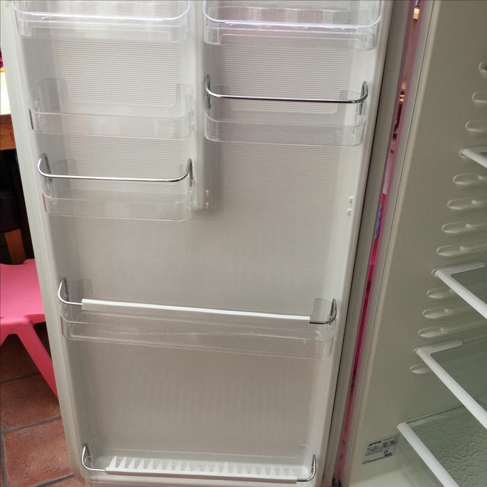 Retro Smeg Fridge Freezer Pink Kingswinford Wolverhampton