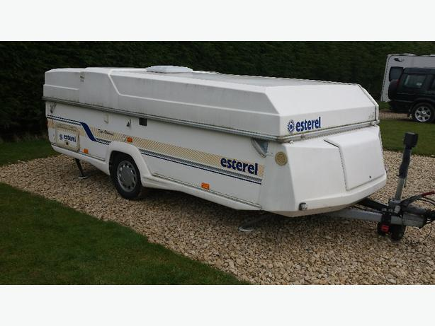 Esterel Folding Caravan Kingswinford Dudley