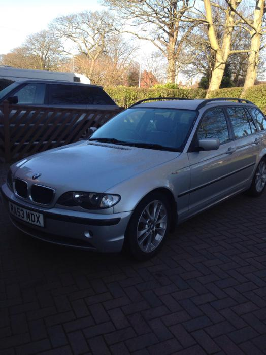 bmw 320d tourer 2004 satnav wolverhampton dudley. Black Bedroom Furniture Sets. Home Design Ideas