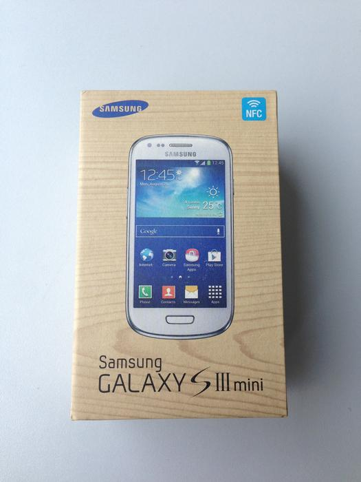 samsung galaxy s3 mini gt i8200n dudley dudley. Black Bedroom Furniture Sets. Home Design Ideas