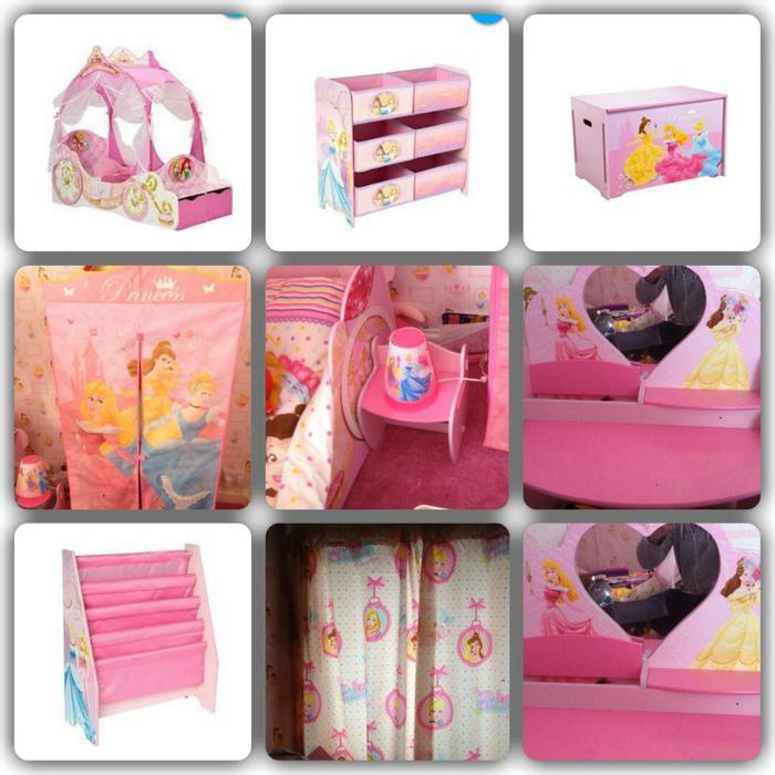 Disney Princess Bedroom Furniture For Sale Bushbury Dudley
