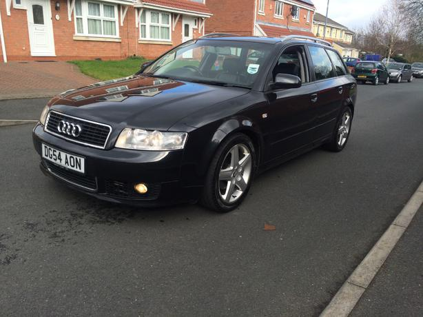 2004 54 plate audi a4 1 9 tdi sport avant 130 bhp gmbh bodykit smethwick sandwell. Black Bedroom Furniture Sets. Home Design Ideas