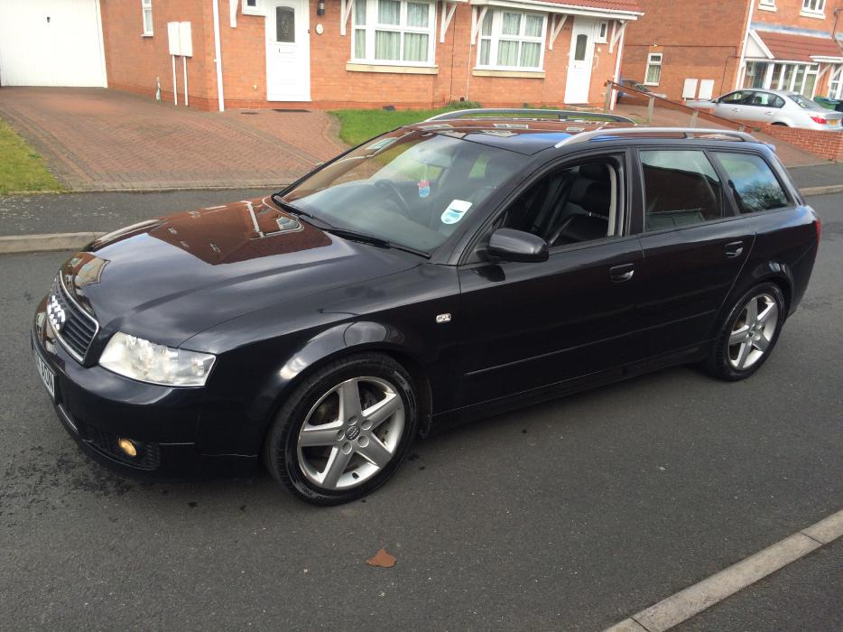 2004 54 plate audi a4 1 9 tdi sport avant 130 bhp gmbh bodykit smethwick dudley. Black Bedroom Furniture Sets. Home Design Ideas