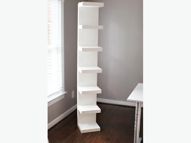 ikea white lack wall shelf unit oldbury sandwell. Black Bedroom Furniture Sets. Home Design Ideas