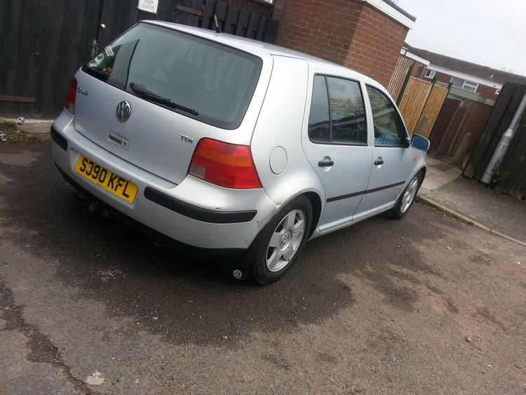 Lovley Tdi Golf Up For Sale Swops Sandwell Dudley