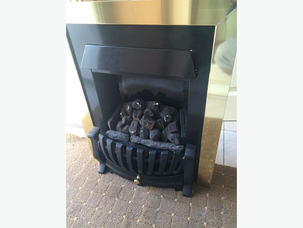 new world merlin 6 3kw living flame gas fire model 017079. Black Bedroom Furniture Sets. Home Design Ideas