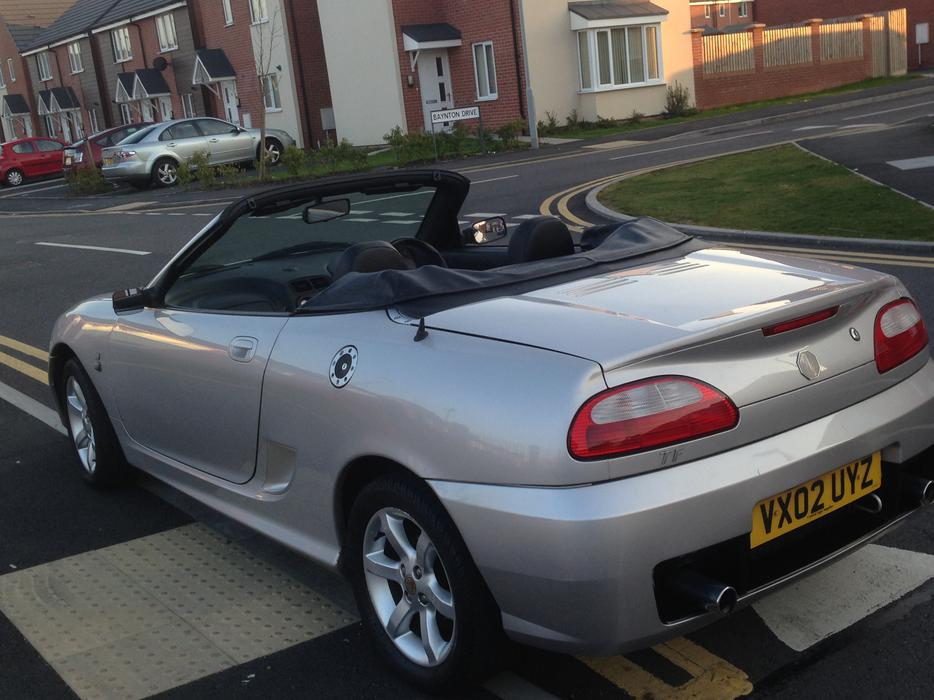 2002 mg tf sports convertible  needs mot easy repair  sedgley  walsall 07 Audi A6 Black Rims 2007 audi a6 owners manual pdf