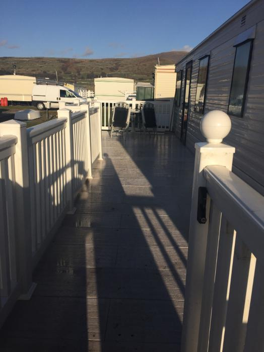 Fantastic Static Caravan For Hire At Sunnysands Near Barmouth