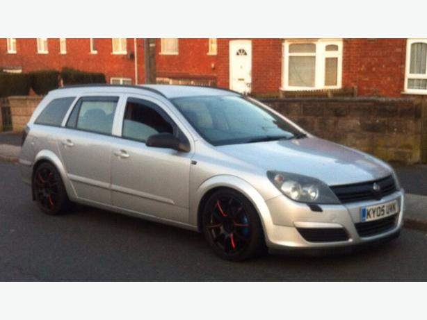 2005 vauxhall astra 1 7 cdti estate diesel 134k modified px other dudley. Black Bedroom Furniture Sets. Home Design Ideas