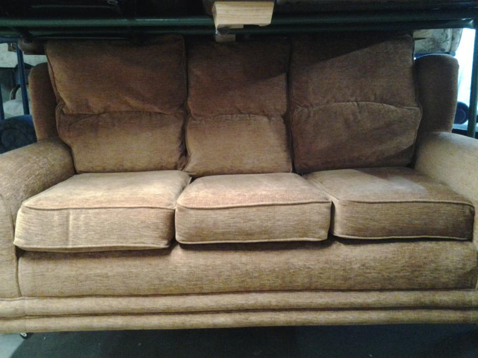 Used 3 Seater Brown Sofa OTHER Dudley : 104154766934 from useddudley.co.uk size 934 x 700 jpeg 78kB