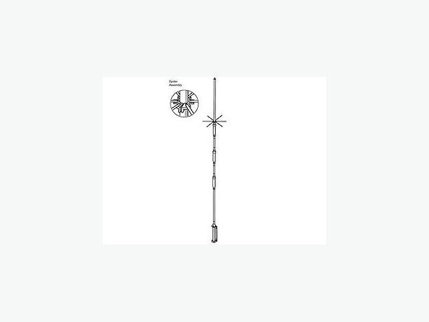 Hustler antenna verticle