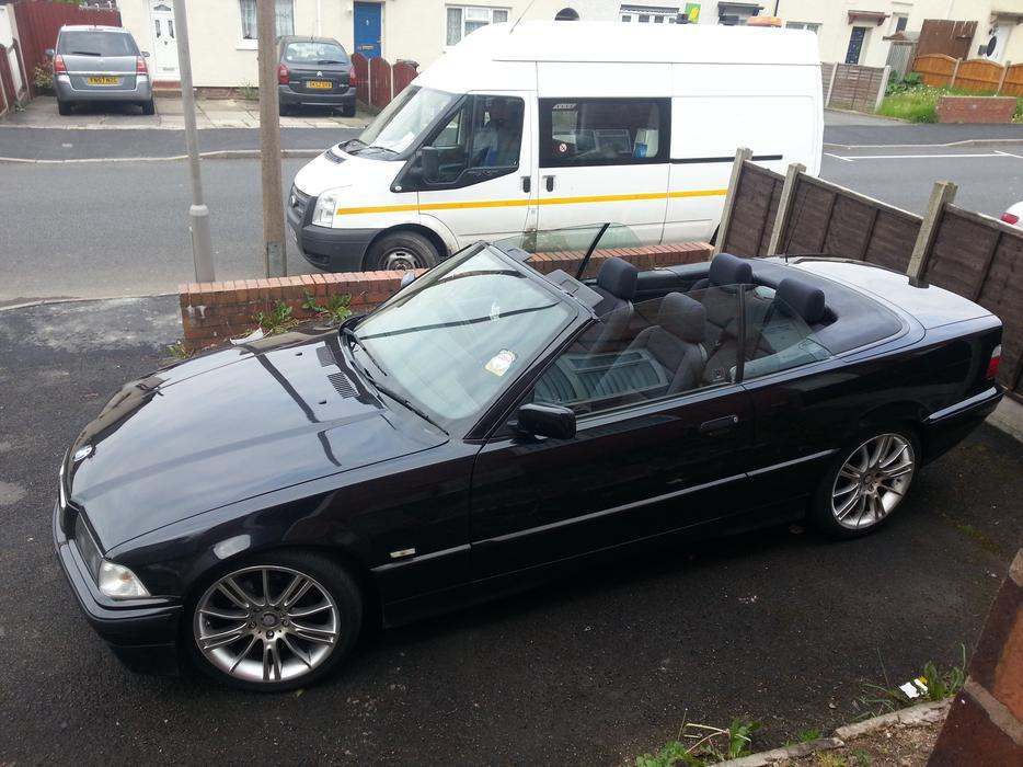 1997 BMW 318i - image #197