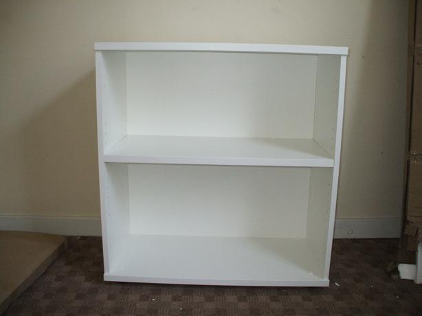 White Cabinet One Shelf Walsall Dudley