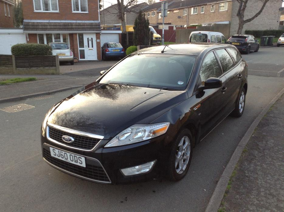 2010 ford mondeo estate 2 0 tdci automatic walsall dudley. Black Bedroom Furniture Sets. Home Design Ideas