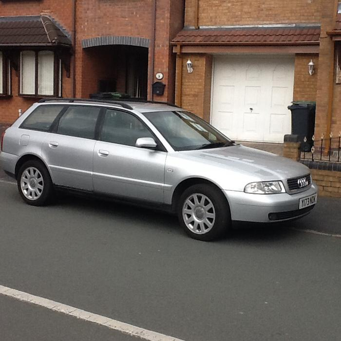 Audi A4 Tdi Estate Willenhall, Dudley